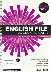 new english file intermediate plus book download