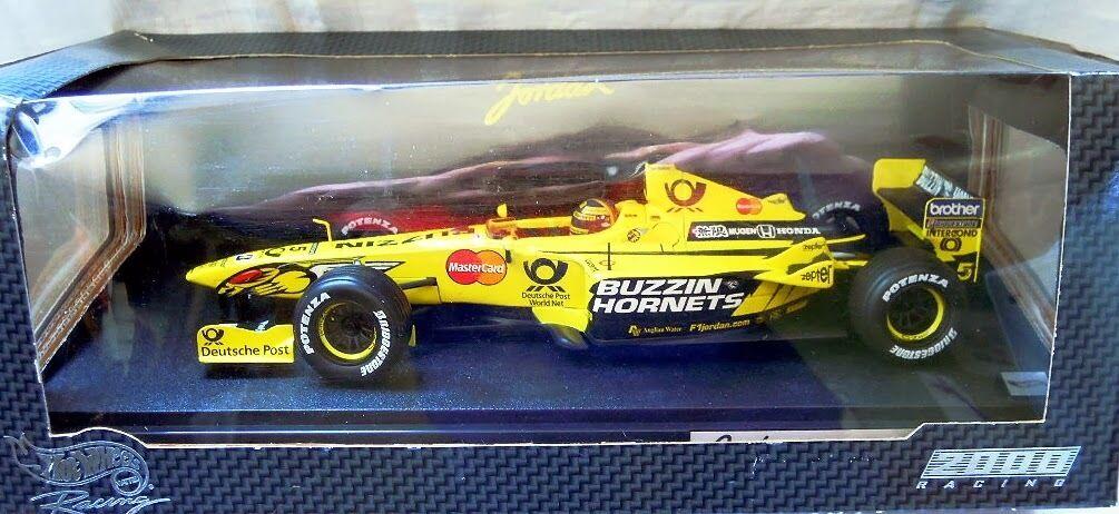 tiendas minoristas Hot Wheels 26743    jordan racing 2000, honda ej10, h. h. frentzen-sin abrir  Tienda de moda y compras online.
