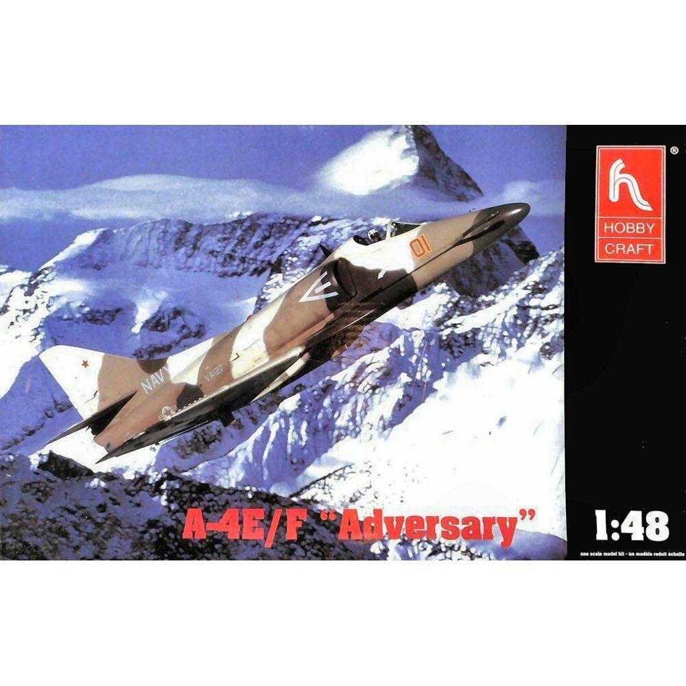 HobbyCraft 1435 A4E F Aggressor Skyhawk 1 48 scale plastic model