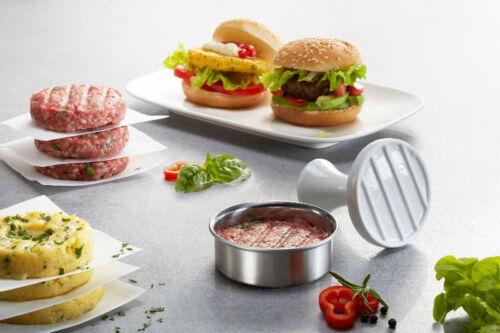 Servir fête Burger sparkhamburger presse hamburger presse Hamburger