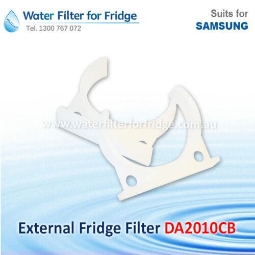 "Fridge Water Filter 2x 10""x 2"" Inline Carbon Water Filter"