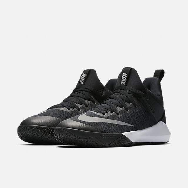 sports shoes 9ca92 66bcb Men s Nike Nike Nike Zoom Shift TB 897811 001 size 8.5-11 Black Basketball  shoes