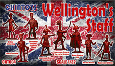 Chintoys 1/32 Wellington's Staff - BAGGED, NO BOX # 004