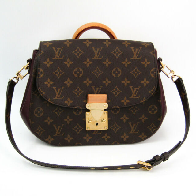 Louis Vuitton Monogram Edenmm M40581 Women S Handbag Bordeaux Bf327345