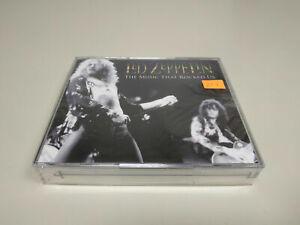 JJ9-LED-ZEPPELIN-THE-MUSIC-THAT-ROCKED-US-4CD-NUEVO-PRECINTADO-RARE