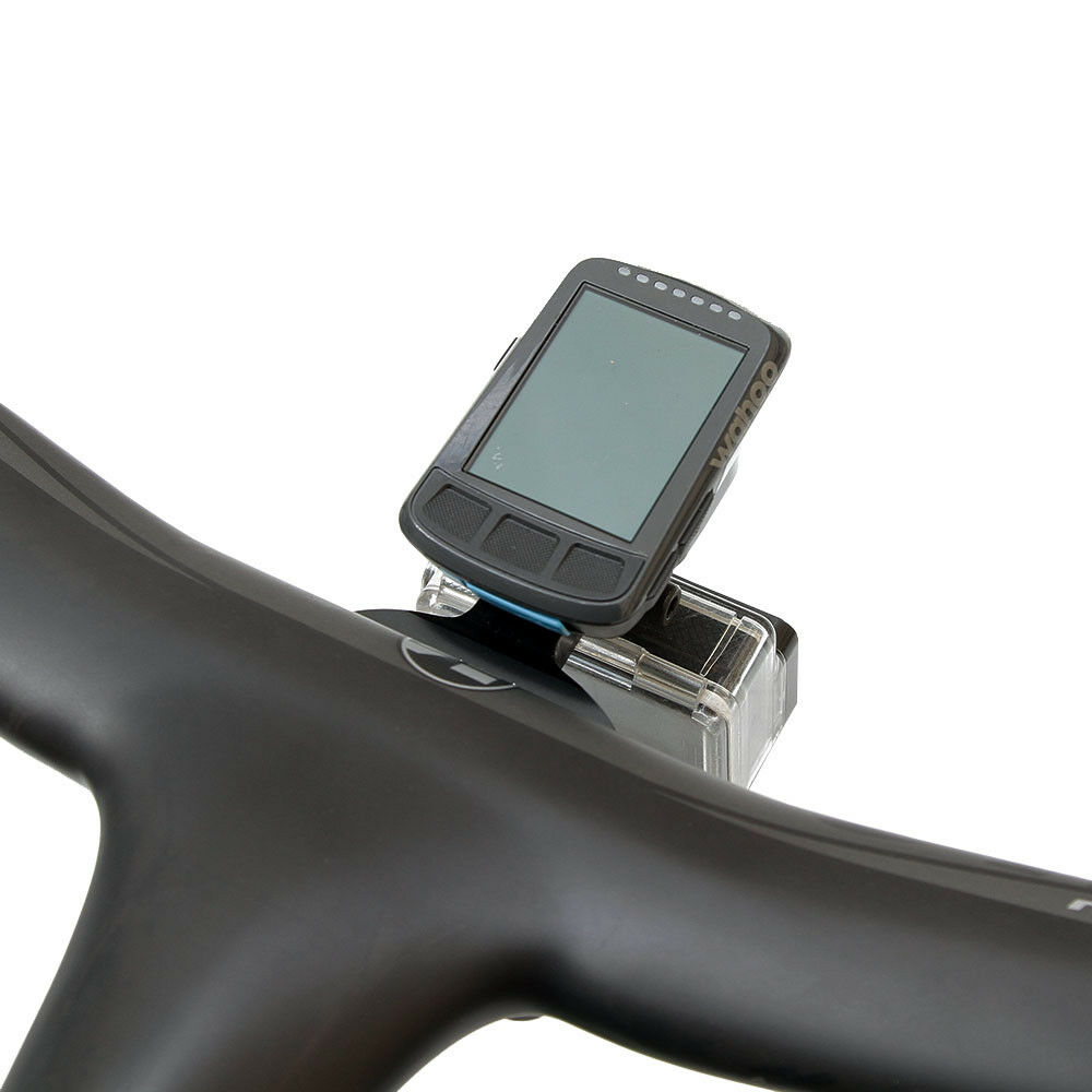 Wahoo ELEMNT Mount for Vision (Metron 5D Integrated Handlebar) for BOLT & GoPro,