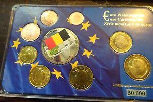 ALLEMAGNE -2002 A 2007-AU MILLIEU ARGENT DE 100€