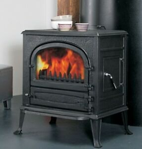 eek a kaminofen globe fire neptune 7 kw ebay. Black Bedroom Furniture Sets. Home Design Ideas