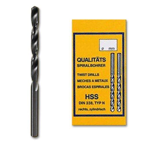 HSS-Spiralbohrer 1,9 mm 1 Stück