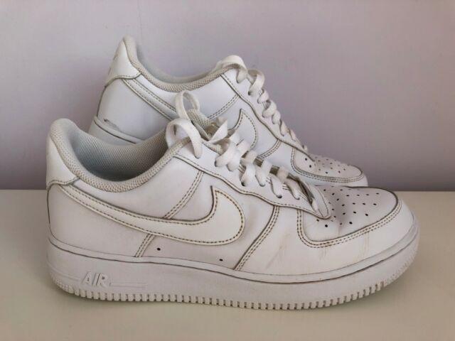 Cristal Nike Air Force 1 Ombre Blanc Femmes Baskets Toutes les Tailles