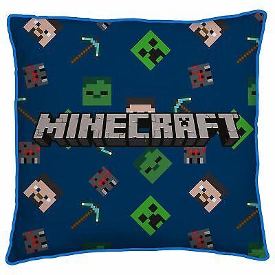 Minecraft Creeps Kissen Jungen Schlafzimmer Wendbares ...