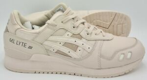 Asics-Gel-Lyte-3-Leather-Deadstock-Trainers-HL6A2-Whisper-Pink-UK10-US11-EU45