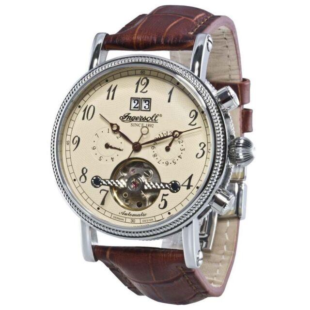Ingersoll Classic Richmond Armbanduhr für Herren IN1800CR Neu u. OVP