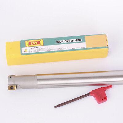 2pcs APMT//APKT1135PDER BAP 300R C16-16-200 Indexable milling cutter CNC TOOL