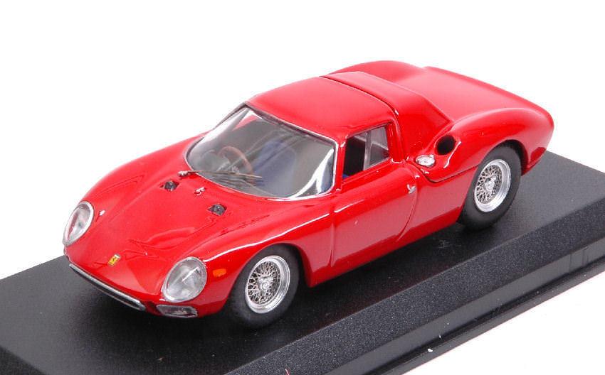 Ferrari 250 Lm 1964 Red 1 43 Model BEST MODELS