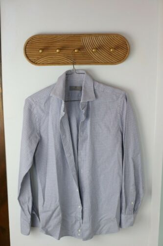 Canali Dress Shirt 19-15.5