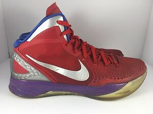 super popular 1a3ea 22b56 Image is loading NIKE-ZOOM-HYPERDUNK-2011-SPRM-Blake-Griffin-Unstoppable-