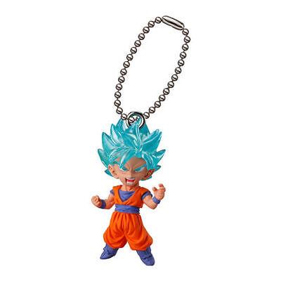 Dragon Ball UDM Best 25 Mascot Swing PVC Keychain SD Figure~ SSGSS Vegeta @24567