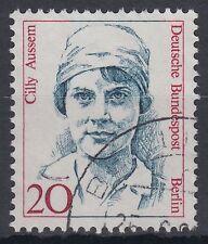 Berlin Germany 1988 Θ Mi.811 Frauen Women Cilly Aussem Tennis [blg183]