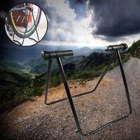 Radsport Fahrradträger Fahrrad Reparaturständer Montageständer Ständer U-förmig Edelstahl