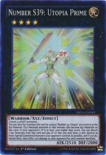 1x (M/NM) Number S39: Utopia Prime - MP16-EN043 - Super Rare - 1st Edition  YuGi