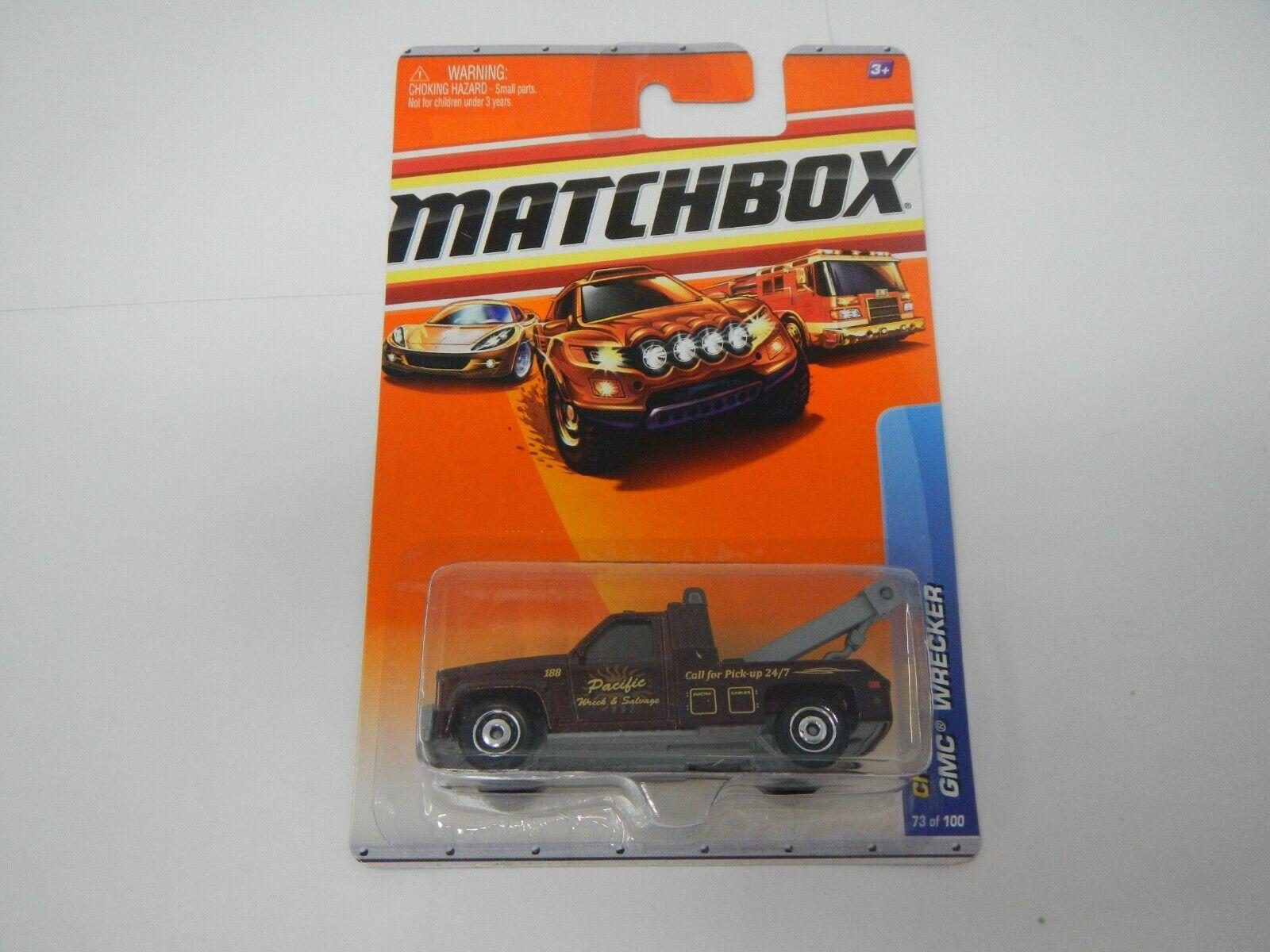 119-nuevo en caja original Matchbox 2017-baja Bandit