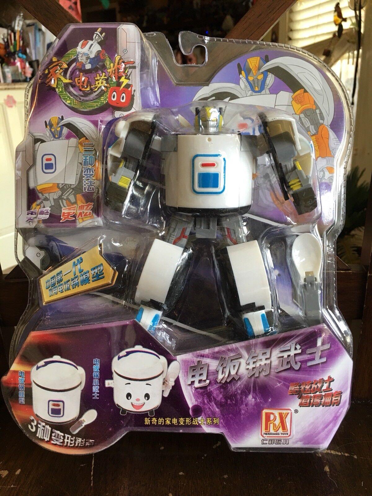 K.O. Transformers très unique Comme neuf sur Scellé carte