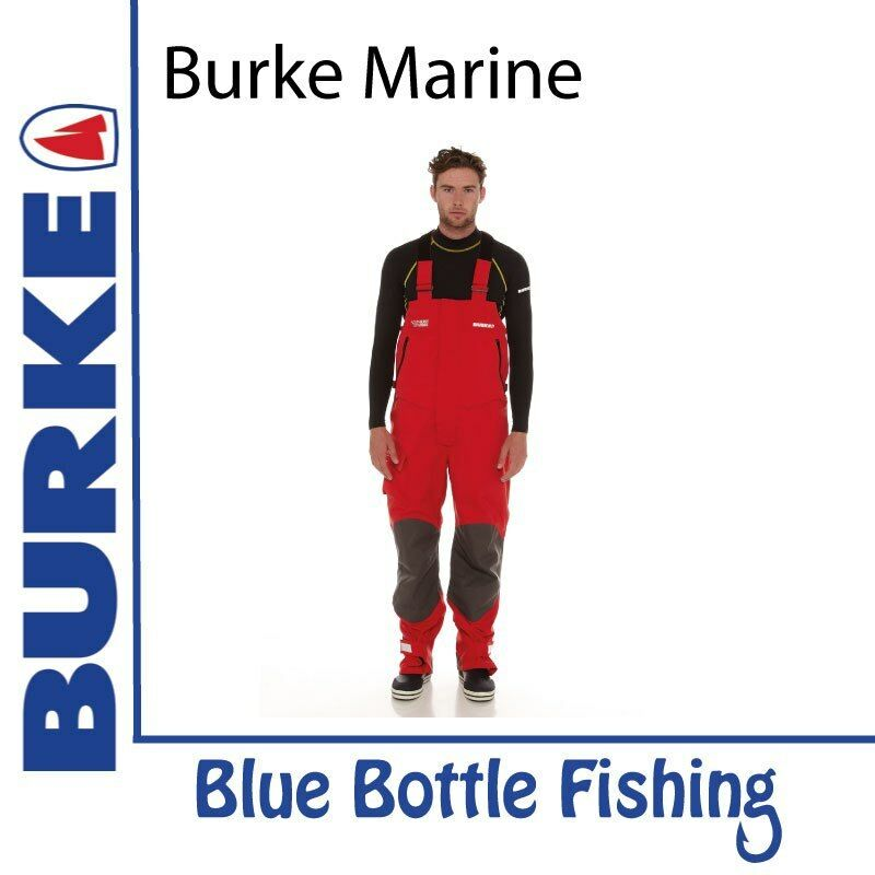NEW Burke Southerly Offshore Breathable Trousers PB20 from bluee Bottle Marine