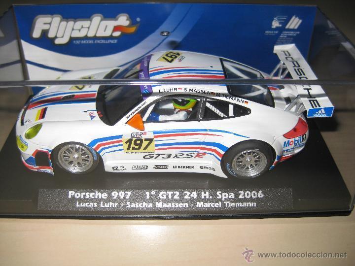 Flyslot Ref. 704104 Porsche 997 RSR 24H New SPA 2006 NEW1 32