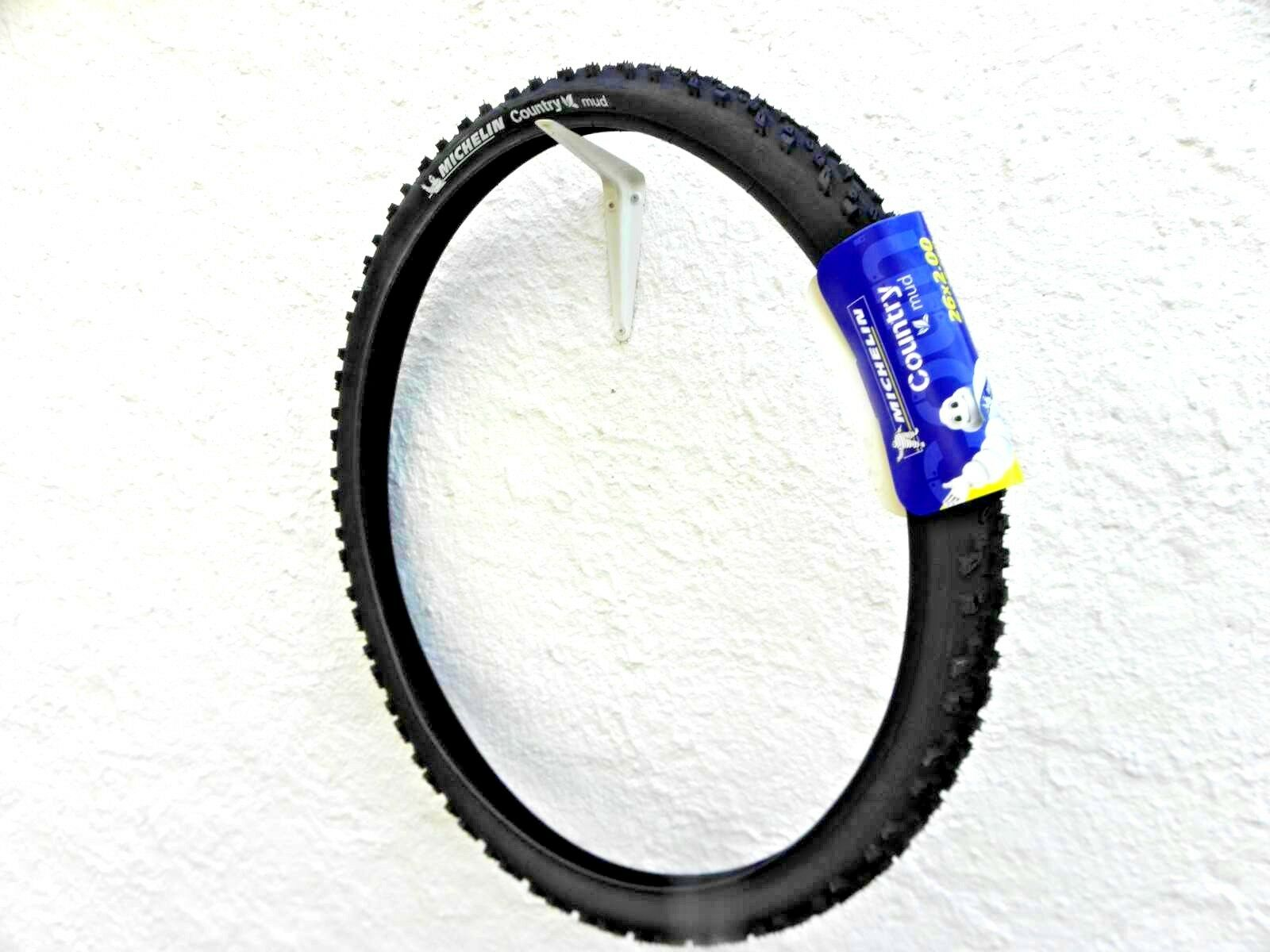 Fahrradreifen Fahrradreifen Fahrradreifen Michelin MTB- REIFEN COUNTRY Mud 26X2.00-Decke Varianten   04278 6e9dc9