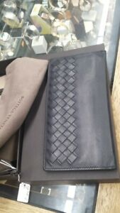 Bottega-Veneta-Intrecciato-mens-long-wallet