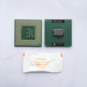 Intel Pentium M 755 2GHz SL7EM RH80536 2000 CPU 2 M 400 MHz Processeur mobile