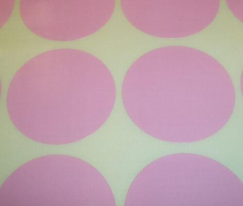 38mm 45mm Rund Farbe Code Punkte Blanko Preis Aufkleber Farbig Klebend Etikett