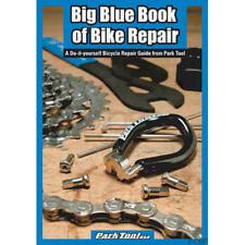 Park Tool BBB-3 Big Blue Book Bicycle Repair and Maintenance Guide