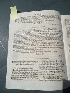 1825 Kirchenbau Bleichhheim Nordweil-afficher Le Titre D'origine