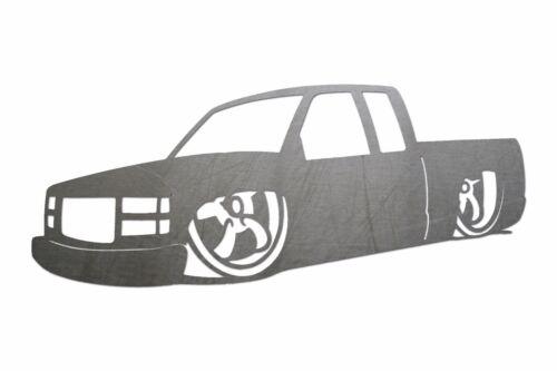 88 Chevy X Cab Metal Sign Art