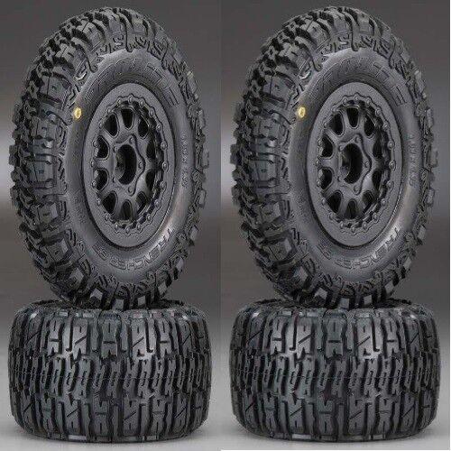 Pro 1159-13 montado Trencher SC-Line Neumáticos Ruedas 2.2  3.0  (4) Slash 4X4 Blitz
