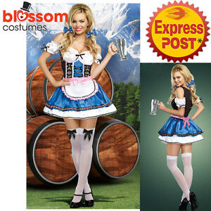 K18-Oktoberfest-Beer-Wench-Maid-Costume-Bavarian-German-Heidi-Dirdnl-Leiderhosen