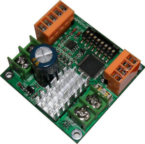 Details about 12/24/36V 180W brushless DC motor driver current / speed /  position PID control