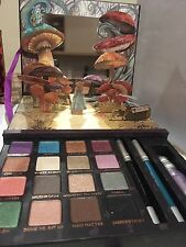 Urban Decay Alice In Wonderland Book Of Shadows Eye Shadow Palette Rare Sold Out