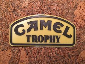 Badge-Emblem-Sign-Logo-Motif-Fits-Land-Rover-LandRover-Camel-Trophy