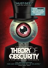 The Residents Theory of Obscurity 2016 DVD