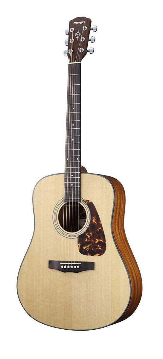 Acoustic guitar Morris M-351 rare beutiful JAPAN EMS F/S