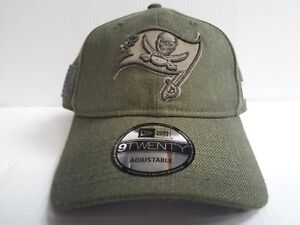 Tampa Bay Buccaneers Cap Era 9twenty Adjustable NFL 2018 Salute to ... f07e57615d4