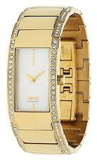Esprit Collection Damen Armbanduhr gold EL102002F03