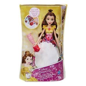 29a1c02abb4 DISNEY Poupée BELLE robe magique Hasbro La belle et la bête NEUVE