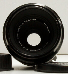 Nikon-Micro-NIKKOR-P-C-Auto-55mm-f-3-5-Ai-Lens