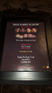 image is loading boyz ii men christmas interpretations rare original promo - Boys To Men Christmas