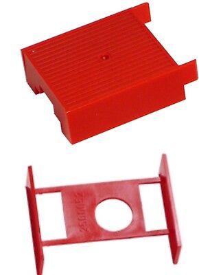 Herpa 052610 Reifen für Auflieger chrom rot 12 Sätze Scale 1 87