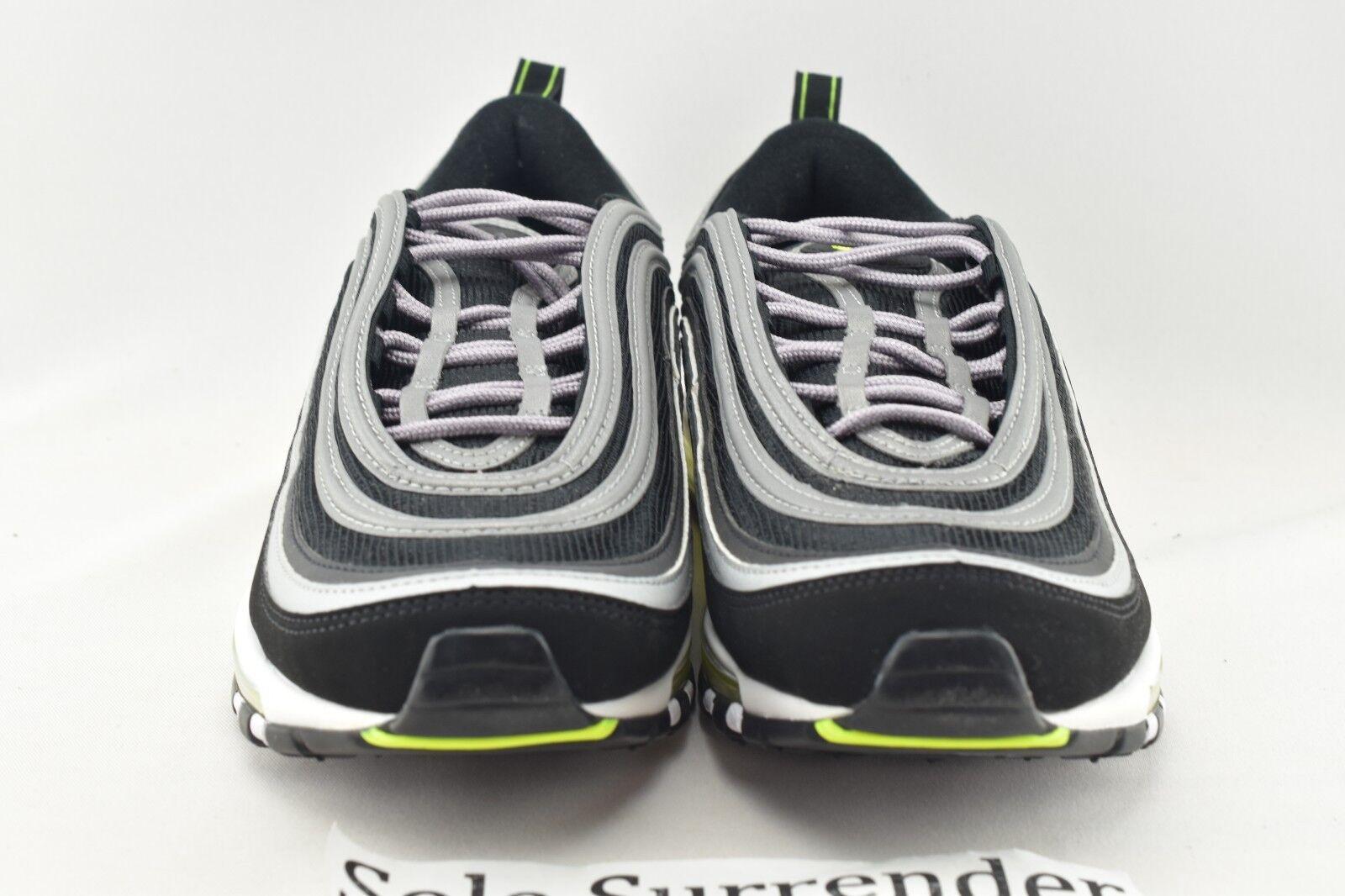 Nike Air Max 97 OG QS Japan Neon Black Volt Metallic Silver 921826-004 8  for sale online  8b6af49a7